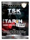 KPSS TSK Tarih Soru Kitabı Tamamı Çözümlü 17 Deneme Rektör Yayınları