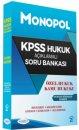 Monopol Yayınları KPSS A Grubu Hukuk Açıklamalı Soru Bankası