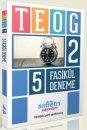 Simetri Yayınları 8. Sınıf TEOG 2 5 Fasikül Deneme
