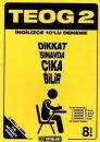 Hız Yayınları 8. Sınıf TEOG 2 İngilizce 10 lu Deneme