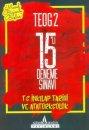 Sibel Aydın Yayınları 8. Sınıf TEOG 2 T.C. İnkılap Tarihi ve Atatürkçülük 15 li Deneme Sınavı
