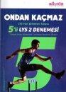 Kültür Yayınları LYS 2 Fen Bilimleri Ondan Kaçmaz 5 li Denemesi