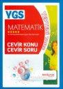 İnovasyon Yayınları YGS Matematik Çevir Konu Çevir Soru