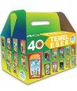 100 Temel Eserden Seçmeler Çocuk Klasikleri Seti 40 Kitap Mavi Çatı Yayınları Yeni