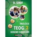 Ydspublishing Yayınları 8. Sınıf TEOG 2 İngilizce Çözümlü 10 Deneme