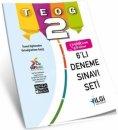 İlgi Okul Yayınları 8. Sınıf TEOG 2 6 lı Deneme Seti