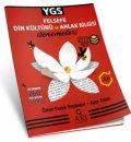 Arı Yayınları YGS Felsefe Din Kültürü ve Ahlak Bilgisi Denemeleri