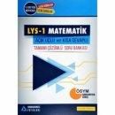 LYS 1 Matematik Tamamı Çözümlü Açık Uçlu Soru Bankası Sıradışıanaliz Yayınları