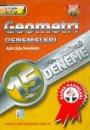 Zafer Yayınları LYS Geometri Tamamı Çözümlü 15 Deneme