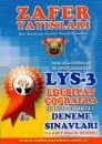 Zafer Yayınları LYS 3 Edebiyat Coğrafya 10 Adet Özgün Deneme