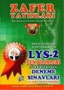 Zafer Yayınları LYS 2 Fen Bilimleri 10 Adet Özgün Deneme