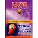 Zafer Yayınları 8. Sınıf TEOG 2 5 li Deneme Sınavları