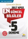 2017 KPSS Güncelin Şifresi En Güncel Bilgiler +5 Deneme Boran Akademi