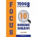 Prestige English Yayınları 8. Sınıf TEOG 2 Focus İngilizce 10 Deneme Sınavı