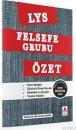 LYS Felsefe Özet Konu Anlatımlı Delta Kültür Yayınları