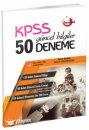 2017 KPSS En Güncel Bilgiler ve 50 Güncel Deneme Kısayol Yayınları