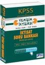 2017 KPSS A Grubu İktisat Soru Bankası Altı Şapka Yayınları
