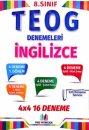 FMS Yayıncılık 8. Sınıf TEOG İngilizce 4x4 16 Deneme