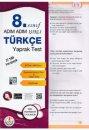 Adım Adım 8. Sınıf Türkçe Yaprak Test Bilal Işıklı Yayıncılık