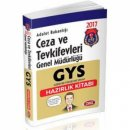 Data Yayınları GYS Adalet Bakanlığı Ceza ve Tevkifevleri Genel Müdürlüğü Hazırlık Kitabı