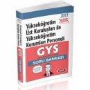 Data Yayınları GYS Yükseköğretim Üst Kuruluşları ile Yükseköğretim Kurumları Soru Bankası