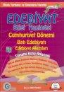 Gür Yayınları YGS LYS Cumhuriyet Dönemi Batı Edebiyat Akımları Tamamı Konu Anlatımlı Kitap