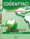 2017 ÖABT Coğrafya Öğretmenliği Çözümlü 7 Deneme Beşköprü Yayınları