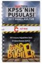 2017 KPSS'nin Pusulası Genel Kültür Güncel Bilgiler Kitabı  Doğru Tercih Yayınları