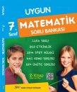 Matematik Soru Bankası 7. Sınıf Sadık Uygun
