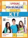 KTT Fen Bilimleri (Kazanım Tarama Testi) Kitabı 8. Sınıf Sadık Uygun
