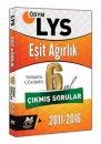 LYS Eşit Ağırlık Tamamı Çözümlü 6 Yıl Çıkmış Sorular Havalı Yayınları
