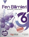 Nitelik Yayınları 6. Sınıf Fen Bilimleri Konu Kitabı