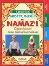 Şafiiler İçin Abdest Gusül ve Namaz'ı Öğreniyorum (Çanta Boy - Kod: 136) Seda Yayınları