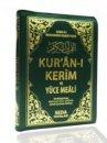 Bilgisayar Hatlı Kur'an-ı Kerim ve Yüce Meali (Çanta Boy, Kılıflı, Kod: 147)Seda Yayınları