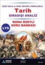 LYS Tarih Konu Özetli Açık Uçlu Soru Bankası Sıradışıanaliz Yayınları