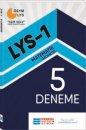 LYS 1 Matematik 5 Deneme Sınavı Evrensel İletişim Yayınları