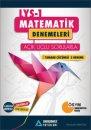 LYS 1 Matematik Denemeleri Açık Uçlu Sorularla Sıradışıanaliz Yayınları