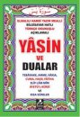 Yasin ve Dualar (Mini Boy) Mercan Kitap