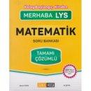 Şenol Hoca Yayınları Merhaba LYS Matematik Soru Bankası