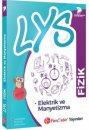 FenCebir Yayınları LYS Fizik Elektrik ve Manyetizma Soru Bankası