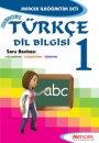 1.Sınıf  Türkçe Dil  Bilgisi Soru Bankası Mercek Yayınları
