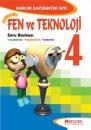 4.Sınıf  Fen Ve Teknoloji  Soru Bankası Mercek Yayınları