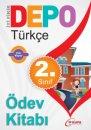 2.Sınıf Türkçe Ödev Kitabı