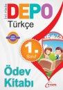 1.Sınıf Türkçe Ödev Kitabı