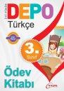 Depo  3.Sınıf Türkçe Ödev  Kitabı