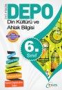 6.Sınıf Din Kültürü Ve Ahlak Bilgisi Yardımcı Ders Kitabı