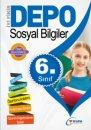 6.Sınıf  Sosyal  Bilgiler  Yardımcı Ders Kitabı Depo Yayınları
