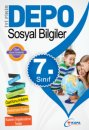 7.Sınıf  Sosyal  Bilgiler  Yardımcı  Ders Kitabı Depo Yayınları