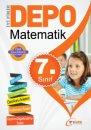 7.Sınıf  Matematik  Yardımcı  Ders  Kitabı Depo Yayınları