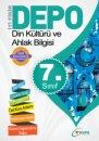 7.Sınıf  Din Kültürü  Ve  Ahlak  Bilgisi  Yardımcı  Ders  Kitabı Depo Yayınları
